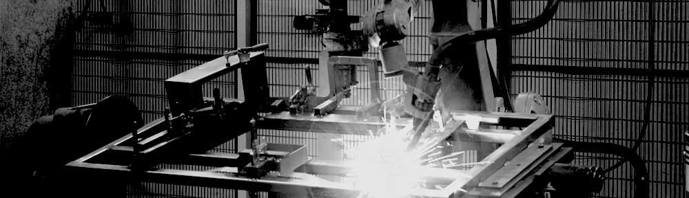 Robotsvetsning och annan metallbearbetning